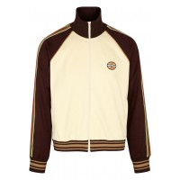 Gucci men's Panelled jersey track jacket for sale near me YVUZWLW