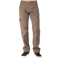 LEVEL7 Relaxed Straight Premium Utility Pants FATIGUE - Men Jeans Fitted CBHT550